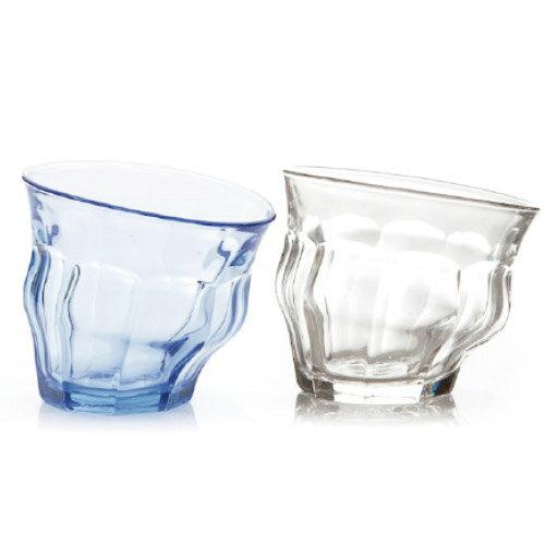 ほろよいグラス Tipsy ロックグラス (2個セット) LORIS & LIVIA グラス お酒 好き プレゼント おもしろ ほろ酔い 曲がっている フランス ハンドメイド / WakuWaku