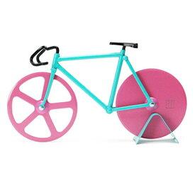 ピザカッター 自転車 バイク フィクシーピザカッター 【 doiy Barcelona /ドゥーアイワイ】 Fixie Pizza Cutter バンブルビー ウォーターメロン 海外 デザイン スペイン 自転車 好き プレゼント おもしろ キッチン / WakuWaku