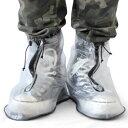 【 メール便 】 靴 スニーカー 雨 カバー 泥 シューズレインカバー 梅雨 雨よけ 雨カバー おしゃれ デザイン 歩ける …