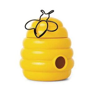 クリップホルダー マグネット 置き ケース 書類 かわいい 蜂の巣 ハチ ミツバチ 【 ototo / オトト 】おしゃれ クリップ ホルダー busy bees おもしろ 文房具 デザイン雑貨 / WakuWaku