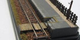 線路のある風景 ジオラマNo7 【中嶋仕様】ケース付き鉄道模型レイアウト【Nゲージ】【9ミリゲージ】 予約販売になります!