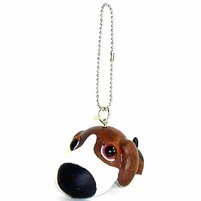 犬 マスコット THE DOG キーホルダー [ ビーグル ] フィギア いぬ 犬 人形 アクセサリー グッズ