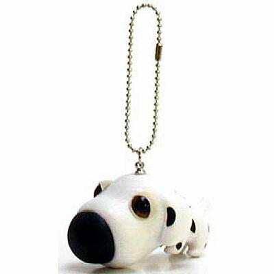 犬 マスコット THE DOG キーホルダー [ ダルメシアン ] フィギア いぬ 犬 人形 アクセサリー グッズ