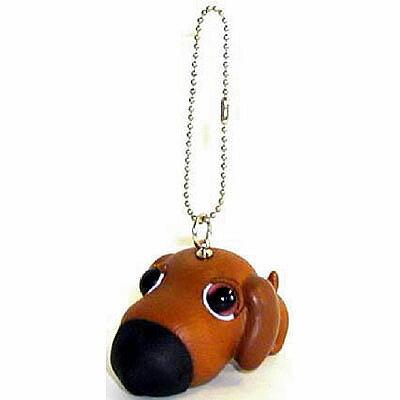 犬 マスコット THE DOG キーホルダー [ ミニチュア ダックスフンド ] フィギア いぬ 犬 人形 アクセサリー グッズ