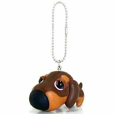 犬 マスコット THE DOG キーホルダー [ ダックスフンド ] フィギア いぬ 犬 人形 アクセサリー グッズ