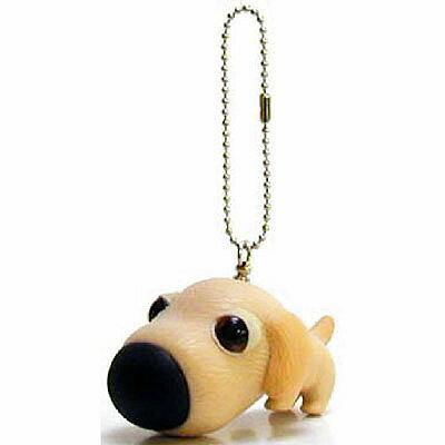 犬 マスコット THE DOG キーホルダー [ ゴールデンレトリーバー ] フィギア いぬ 犬 人形 アクセサリー グッズ