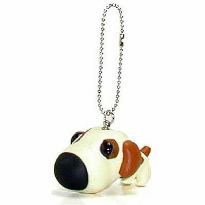 犬 マスコット THE DOG キーホルダー [ ジャックラッセルテリア ] フィギア いぬ 犬 人形 アクセサリー グッズ
