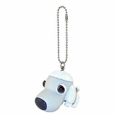 犬 マスコット THE DOG キーホルダー [ プードル ] フィギア いぬ 犬 人形 アクセサリー グッズ