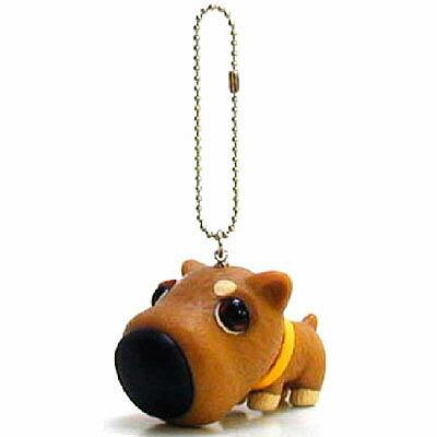 犬 マスコット THE DOG キーホルダー [ 柴犬 ] フィギア いぬ 犬 人形 アクセサリー グッズ