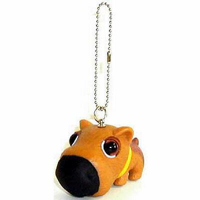 犬 マスコット THE DOG キーホルダー [ ヨークシャテリア ] フィギア いぬ 犬 人形 アクセサリー グッズ