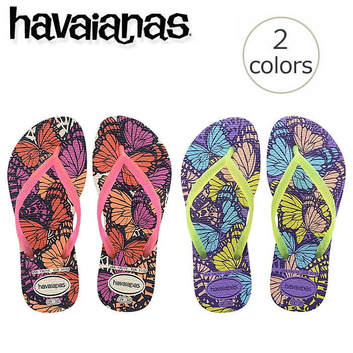 【ハワイアナス】 ビーチサンダル havaianas キッズ スリム・ファッション (KIDS SLIM FASHION) キッズ 子供旧商品につき値下げ【あす楽対応】
