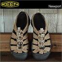 KEEN キーン Newport ニューポート WHITE PEPPER/BLACK ホワイトペッパー/ブラック 靴 スニーカー シューズ サンダル …