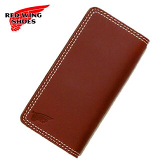 RED WING紅翅膀錢包長錢包LONG WALLET ororasetto(長筒靴皮革)[皮革小東西、長錢包、騎手錢包]