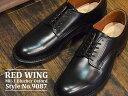 【8/10限定・楽天カードでPOINT19倍・要エントリー】RED WING レッドウィング 9087 Mil-1 Blucher Oxford ミル・ワン…