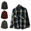 bigmac(ビッグマック)デッドストック チェック ネルシャツ メンズ,USA,アメリカ製,ウォッシュ加工,ネイビー,ブルー,…