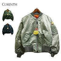 corinth(コリンズ)L-2Bフライトジャケットのメイン写真
