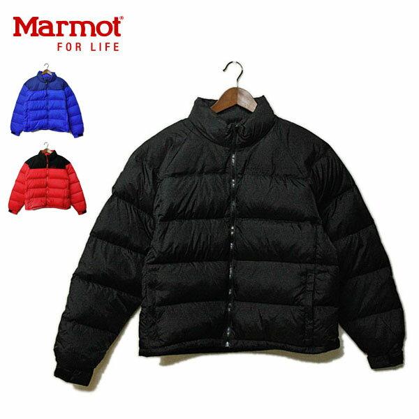 マーモット(marmot) ダウンジャケット メンズ アウトドア ダウン,ジャケット,ブラック,レッド,ブルー,カジュアル,シンプル,かっこいい,レア,希少,未使用
