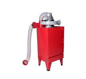 【大型商品・送料無料対象外】大型サイクロン集塵機(赤)k1509