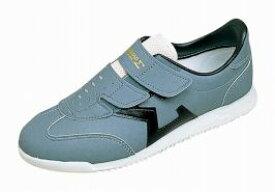 【ジャガー】シグマ03グレー2E【マジック】【軽量】【婦人靴】【灰色】【定番】【国産】【Made in Japan】