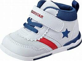 【MOONSTAR】MS-B95トリコ2E【ベビー靴】【子供靴】【つま先ゆったり】【機能性カップインソール】【カウンターボックス】【フレックスジョイント】【カテキン】【Hi】【スタビライザー】【ハードシャンク】