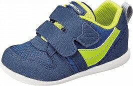 【MOONSTAR】MS-B77Sネイビー2E【ベビー靴】【子供靴】【つま先ゆったり】【機能性カップインソール】【カウンターボックス】【フレックスジョイント】【カテキン】【Hi】