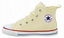 【CONVERSE】チャイルドオールスターNZ-HIホワイト 【子供靴】【ハイカット】【定番】【3CK546】【カップインソール】