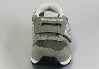 【newbalance】FS996CAIグレイ【ベビー靴】【子供靴】【ローカット】【C-CAP】【MPC】