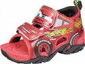 【カーズ3】DN-C1216レッド【子供靴】【サンダル】【サマーシューズ】【マックイーン】