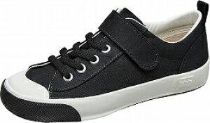 【MOONSTAR】MS-C2154ブラック2E【子供靴】【つま先ゆったり】【カウンターボックス】【フレックスジョイント】【カテキン】【洗えるインソール】【日本製】