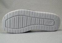 【newbalance】SD130シルバーSV-D【スポーツサンダル】【紳士靴】【ビックロゴ】