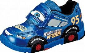 【カーズ】DN-C1200ブルー2E【マックイーン】【子供靴】【通園】【軽量設計】【洗えるインソール】【Ag+抗菌防臭】【ドック・ハドソンカラー】