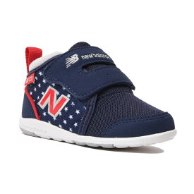 c932be7eb4e5e 【new balance】IO123H-NVネイビースター【ベビー靴】【子供靴