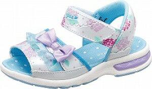 【Sugar】シュガーC528サックス【サンダル】【子供靴】【サマーシューズ】