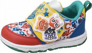 【それいけ!アンパンマン】APMーB33マルチ2E【ベビー靴】【子供靴】【つま先ゆったり】【洗えるインソール】【ベビーシューズ】【アンパンマン】【ドキンちゃん】【バイキンマン】【履