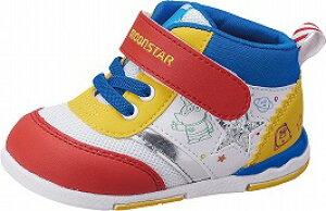 【MOONSTAR】MS-B124DNマルチ2E【子供靴】【つま先ゆったり】【スタビライザー】【カウンターボックス】【フレックスジョイント】【洗えるインソール】【カテキン】【トイストーリー】