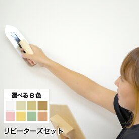 珪藻土 塗り壁 ネリード リピーターズセット 送料無料 DIY リフォーム 消臭 結露 練り済み 珪藻土 塗り壁 壁材 珪藻土壁材