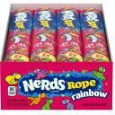 [送料無料] [24本入り] Nerds Rainbow Rope ナーズ レインボー ロープ ナーズロープ アメリカのお菓子 日本未発売 お…