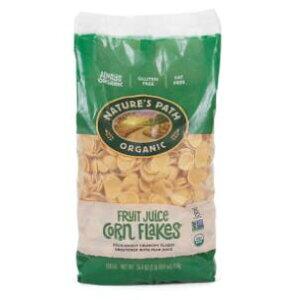 [送料無料] [750g] Nature's Path Organic Breakfast Cereal Fruit Juice Corn Flakes ネイチャーズパス コーンフレーク フルーツジュースで味付け 朝食 お手軽 ヘルシー アメリカ [楽天海外通販]