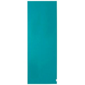 [送料無料] ガイアム すべり止め ヨガマット タオル ハイイロコガモ Evolve No-Slip Yoga Mat Towel Teal Grey 滑り止め 速乾 軽量 快適 筋トレ ホーム トレーニング ストレッチ エクササイズ ピラティス