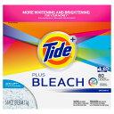 [送料無料] ( 4.1KG / 80 回分 ) Tide Plus Bleachタイド プラス ブリーチ 漂白 パウダータイプ 粉洗剤 粉末洗剤 洗濯…