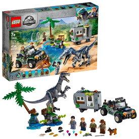 【30%OFFクーポン配布中】[送料無料] LEGO レゴ ジュラシックワールド バリオニクス 恐竜 434ピース 75935[楽天海外直送]