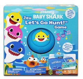 【30%OFFクーポン配布中】[送料無料] Baby shark ベイビーシャーク let's go hunt カードゲーム 英語 知育玩具 おもちゃ 教育 学習 [楽天海外直送]