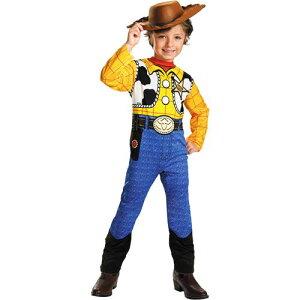 [送料無料] トイ ストーリー ウッディ ハロウィン コスプレ コスチューム? 男の子 子供 子ども キッズ 衣装 [楽天海外通販]   Toy Story Woody Child Halloween Costume
