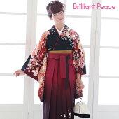 袴レンタル卒業式袴セット卒業式袴セット2尺袖着物