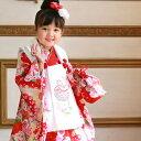 七五三 着物 3歳 女の子 フルコーディネートセット 選べる13柄 レンタルよりお得 販売 購入 新作 2019 被布セット 祝…