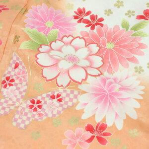 卒業式袴レンタル女袴セット女卒業式袴セット2尺袖着物&袴フルセットレンタル安い〔白〕ハカマはかまrental