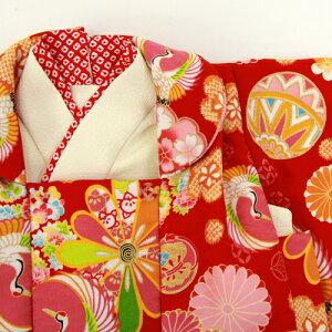 被布1歳女の子ひな祭り雛祭り衣装女の子赤ちゃんベビー一歳着物衣装和服初節句ハーフバースデー誕生日正月桃の節句百日祝いお食い初めJAPANSTYLE