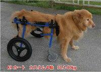 【送料無料】K-9カスタム車いすフルサポート(4輪)体重18.1〜27kg用【ペット用介護用品】