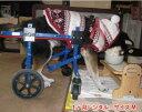 【1カ月レンタル延長】4輪の犬の車椅子 K9カートスタンダード M(11.1〜18kg)用 介護用品 老犬 高齢犬 わんケア 犬用 車椅子 車いす …