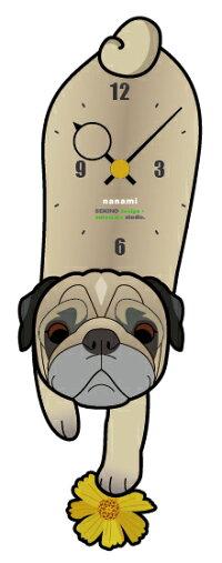 ペット振り子時計